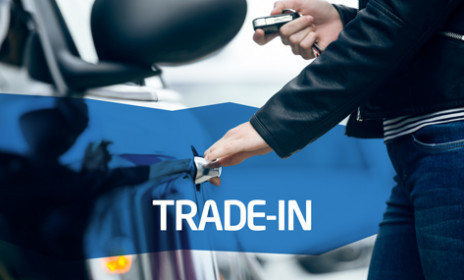 Trade-in - Geely motors
