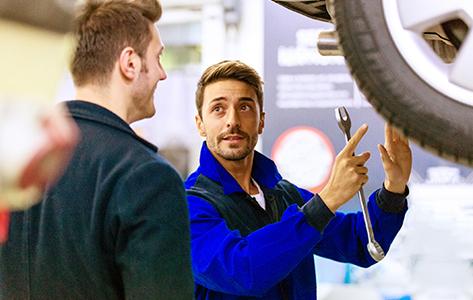 Сервисные акции - Geely motors