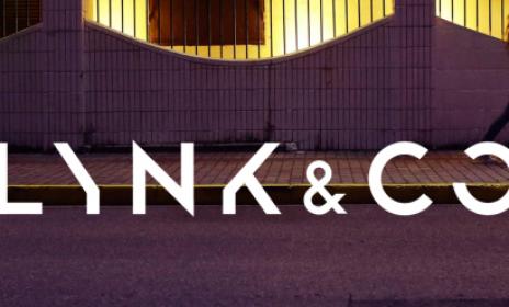 LYNK&CO - новый бренд компании Geely