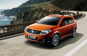MK Cross - Geely motors
