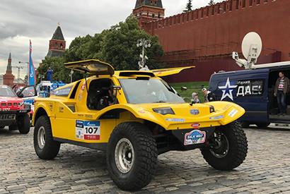 "Geely на ралли-марафоне ""Шелковый путь 2017"" - ООО «АВТОФАН»"