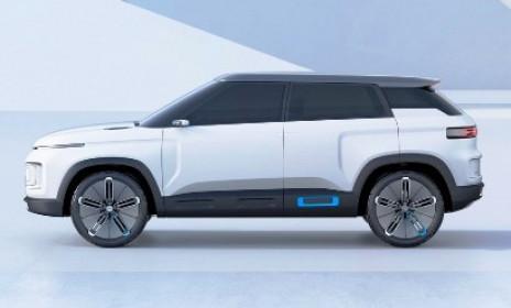 Geely представила концепт-кар Concept Icon - Техцентр Гранд**