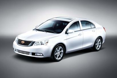 В октябре в России было продано 1376 автомобилей Geely - Интеравтоцентр