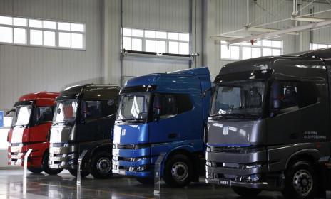 Geely представляет первый в мире тяжелый грузовой автомобиль, работающий на чистом метаноле. - ЭХО-Н