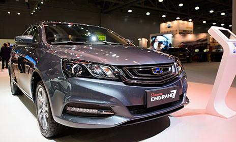 Geely Motors Россия объявляет цены на обновленный Geely Emgrand 7   - ДАВ-АВТО