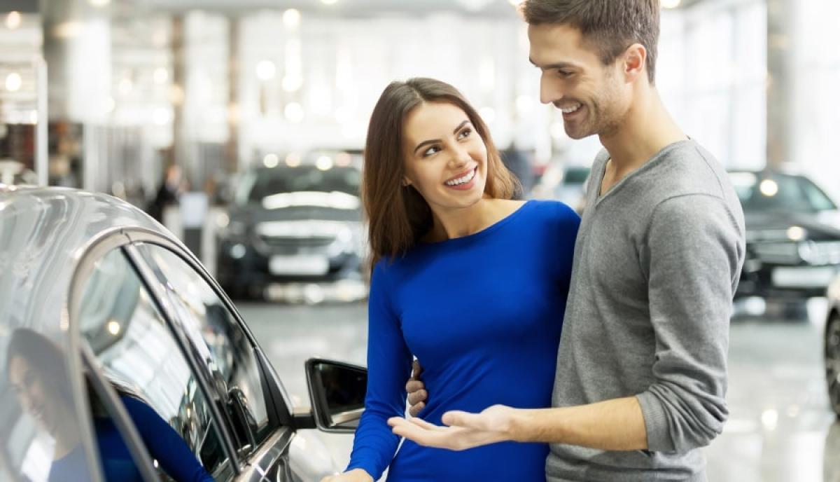 Купить автомобиль