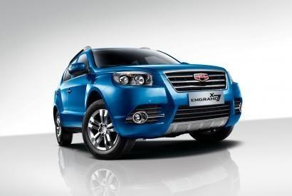 Geely расширяет присутствие в сегменте SUV - Джили Центр Зеленоград