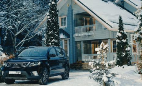 Торжественный старт продаж нового Geely Emgrand X7  - АВТОФАН