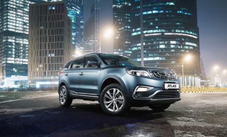 Geely Motors предлагает выгоду до 170 000 рублей на покупку автомобилей до конца года - Антикор Сервис