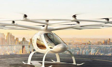Компания Geely инвестировала €50 миллионов в немецкий стартап Volocopter - СИТИ МОТОРС