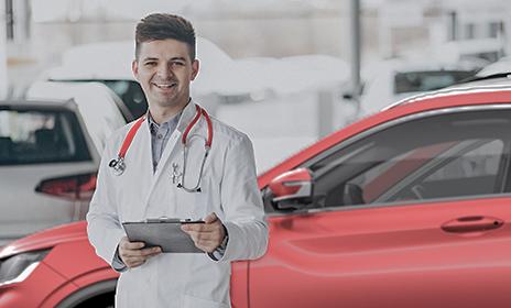 Geely Motors предлагает выгодные условия на покупку автомобилей для медицинских работников