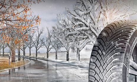 При покупке автомобиля комплект зимних шин в подарок! - Интеравтоцентр
