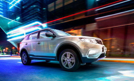 Кроссовер Geely Atlas остается самым популярным автомобилем в своем сегменте в России - АВТО-К