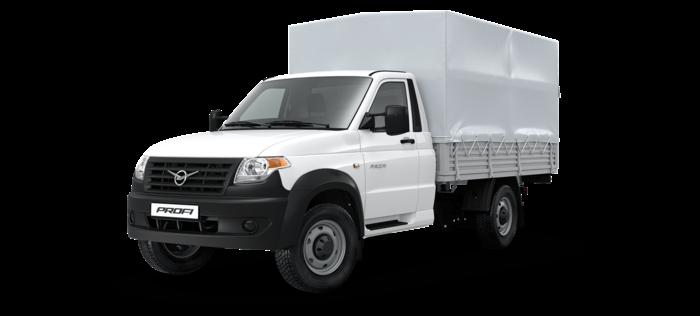 УАЗ Профи SC 2,5 т 1870 мм 2.7 MT (149,6 л.с.) Бензин/Газ Стандарт+ГБО 236021-121-40