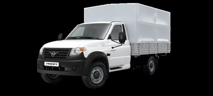 УАЗ Профи SC 2,5 т 2060 мм 2.7 MT (149,6 л.с.) Бензин/Газ 4х4  Стандарт+ГБО 236021-131-40