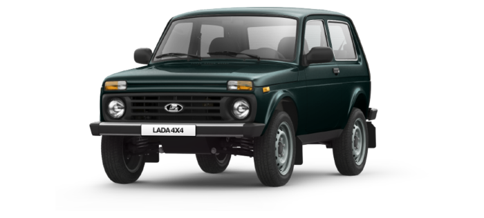 LADA 4x4 3 дв. 1.7 MT 8 кл. (Евро-4) (83 л. с.) Classic