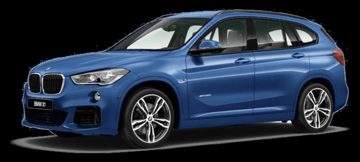 BMW X1 20i xDrive 2.0 AT (192л.с.) 4WD Advantage