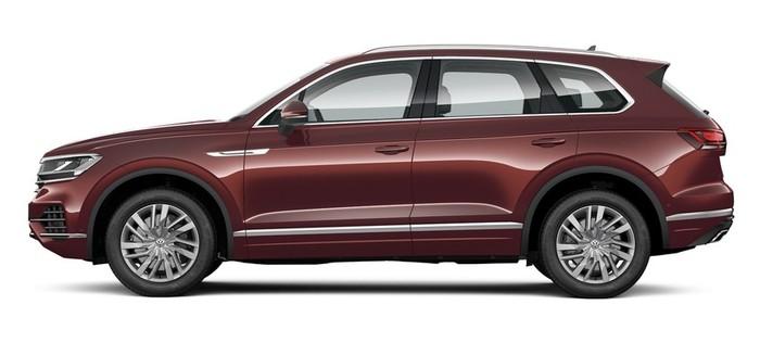 Volkswagen Новый Touareg 2.0 TSI Tiptronic 4Motion (249 л.с.) Respect