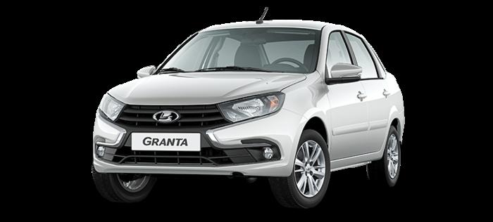 LADA Новая Granta седан 1.6 MT 8кл (87 л. с.) Standard