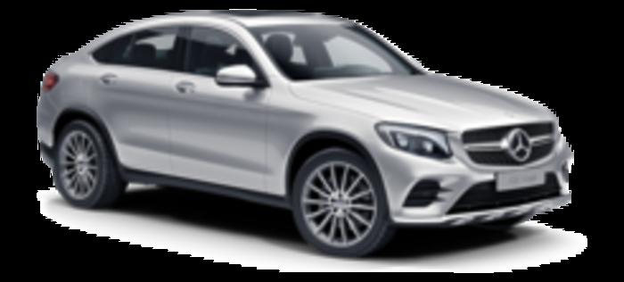 Mercedes-Benz GLC купе 300 9G-TRONIC 4MATIC (245 л. с.) Особая серия