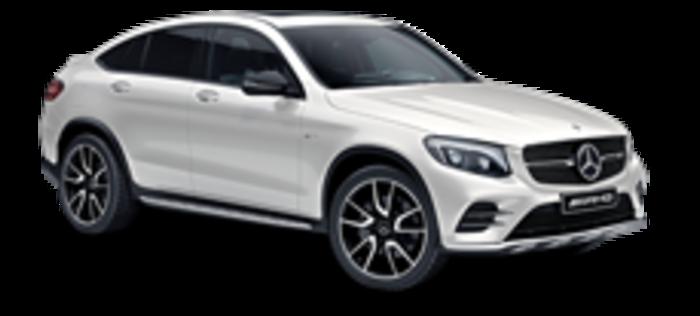 Mercedes-Benz GLC купе AMG 43 AMG 9G-TRONIC 4MATIC (367 л. с.) Особая серия