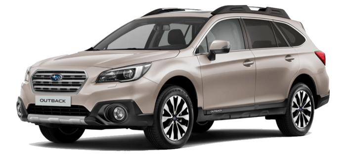 Subaru Outback 2.5 Lineartronic AWD (175 л. с.) Premium ES