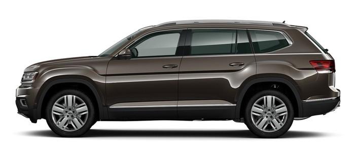 Volkswagen Teramont 2.0T AT 4Motion (220 л.с.) Status