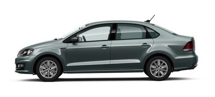 Volkswagen Polo 1.6 MPI MT (110 л. с.) Connect