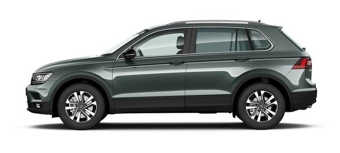 Volkswagen Tiguan 1.4 TSI BlueMotion DSG (150 л.с.) 2WD Connect