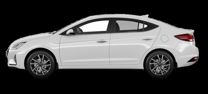 Hyundai Новая Elantra 1.6 MT (128 л. с.) Active