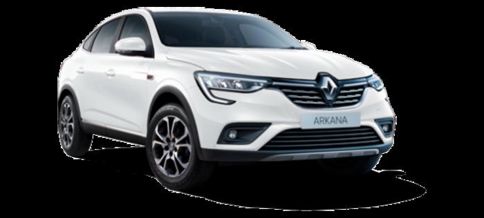 Renault Arkana 1.6 MT AWD (114 л.с.)