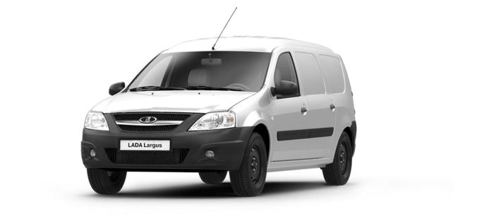 LADA Largus фургон 1.6 MT 8 кл (87 л. с.) Comfort