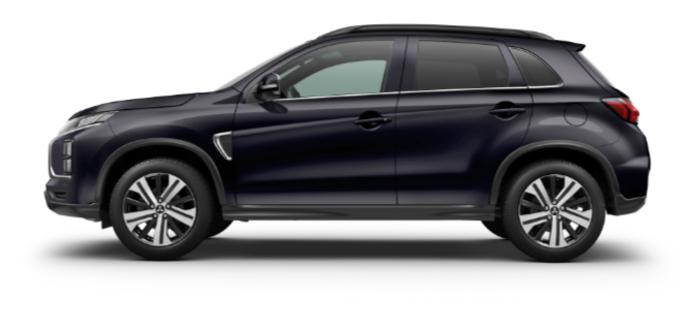 Mitsubishi Обновленный ASX 2.0 MT AWD (150 л.с.) Instyle 4WD