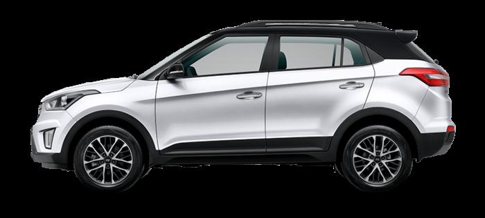 Hyundai Новая Creta 1.6 AT 2WD (123 л. с.) Comfort