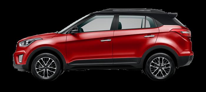 Hyundai Новая Creta 1.6 AT 2WD (123 л. с.) Active