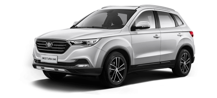 FAW Besturn X40 1.6 MT (109 л.с.) Luxury MT