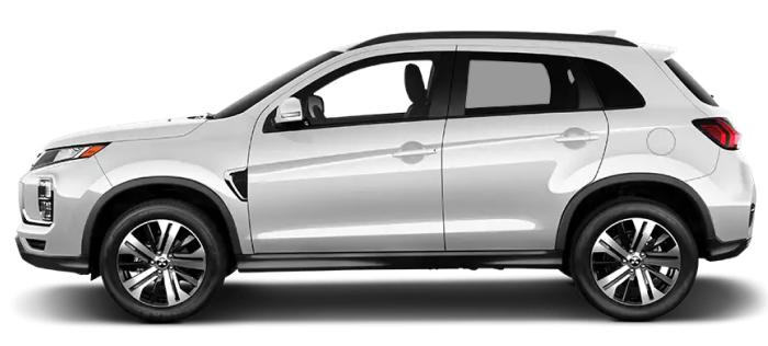 Mitsubishi Обновленный ASX 2.0 CVT AWD (150 л.с.) Instyle