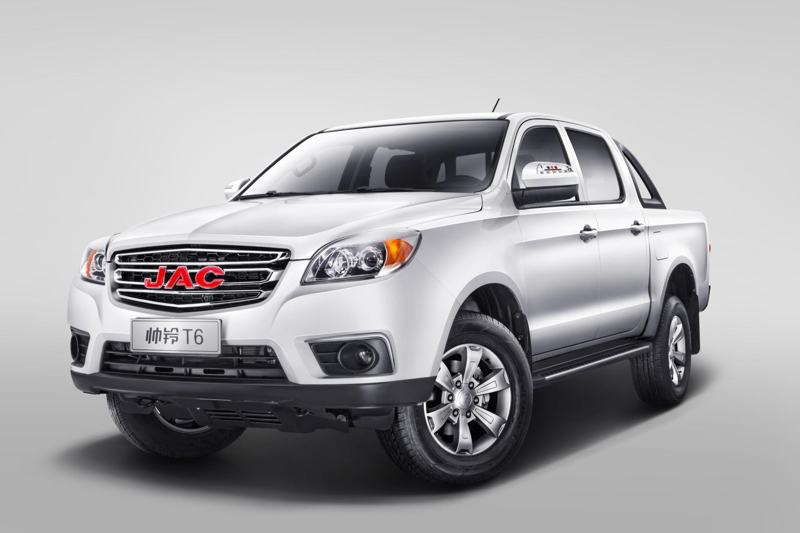 JAC T6 2.0 MT AWD (177 л.с.) Full Extra GAS