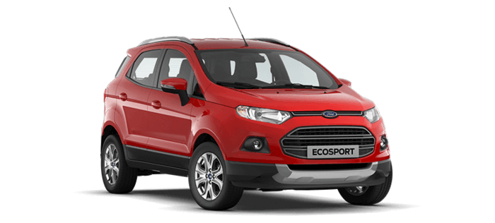 Ford EcoSport 1.6 AT (122 л. с.) Trend Plus