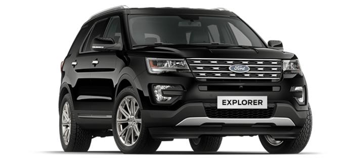 Ford Explorer 3.5 SelectShift 4WD (249 л. с.) XLT