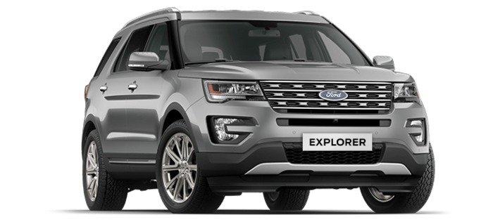 Ford Explorer 3.5 SelectShift 4WD (249 л. с.) Limited