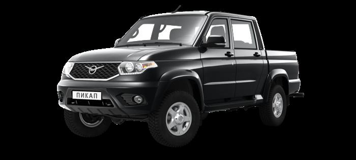 УАЗ Pickup 2.7 MT 4WD (150 л.с.) EuroV Максимум 23632-455