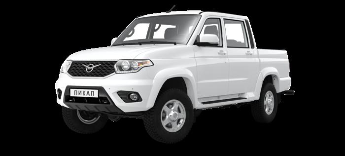 УАЗ Pickup 2.7 AT 4x4 (150 л.с.) Статус Автомат 23632-470