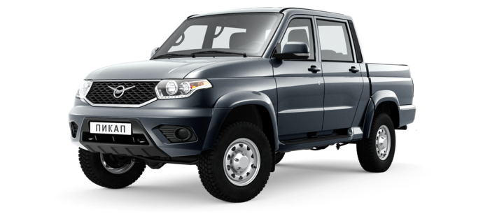 УАЗ Pickup 2.7 MT 4WD (150 л.с.) EuroV Оптимум 23632-155-20