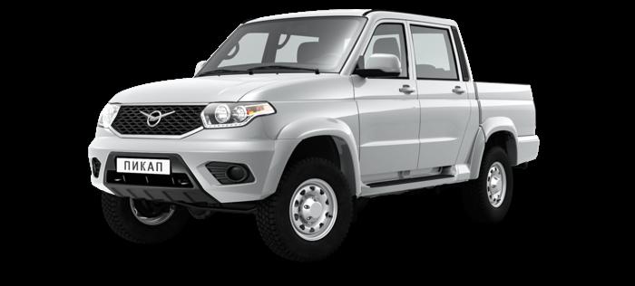 УАЗ Pickup 2.7 MT 4x4 (149,6 л.с.) Комфорт