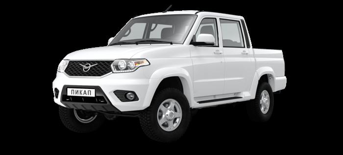УАЗ Pickup 2.7 MT 4WD (150 л.с.) EuroV Престиж  23632-355