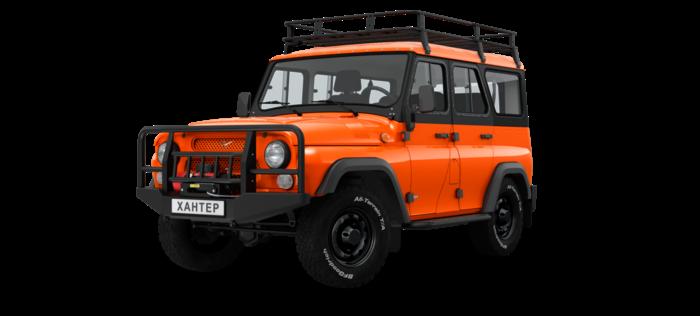 УАЗ Hunter 2.7 МТ 4x4 134,6 л.с. Экспедиция 2924-012-03
