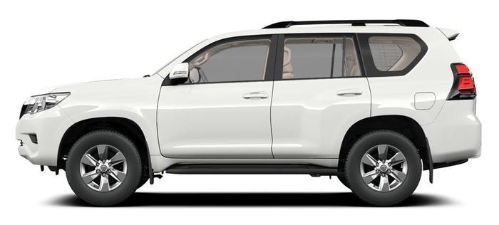 Toyota Land Cruiser Prado 4.0 AT (249л.с.) 4WD