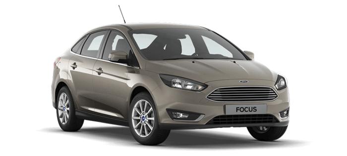 Ford Focus Седан 1.6 Ti-VCT PowerShift (125 л. с.) Sync Edition