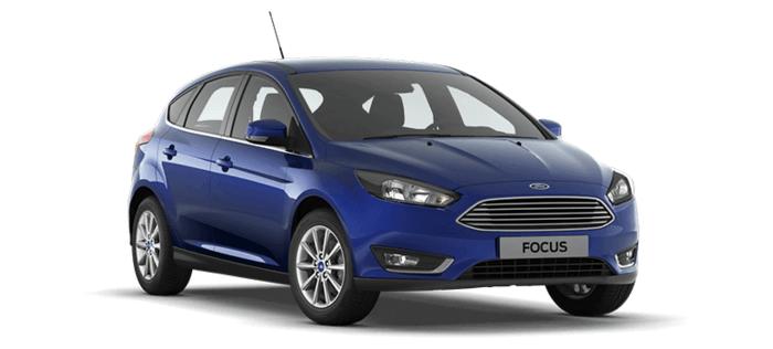 Ford Focus Хетчбэк 1.6 Ti-VCT MT (105 л. с.) Trend